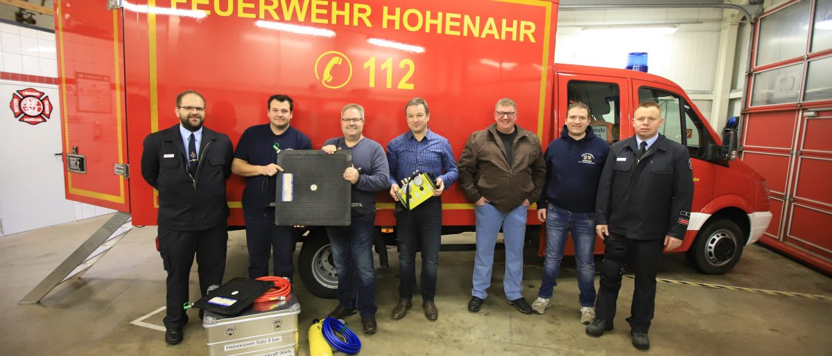Permalink auf:Neues Fahrzeug in Hohenahr