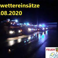 Unwetterlage 17082020
