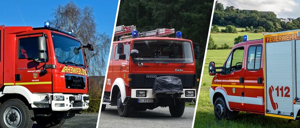 Permalink auf:Fuhrpark der Feuerwehr Hohenahr
